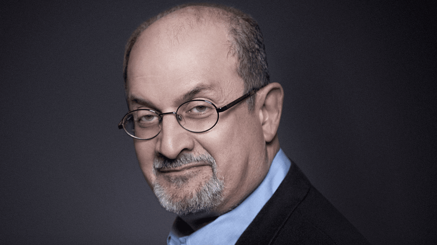 5 Essential Books by Salman Rushdie