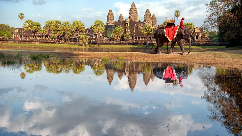 Cambodia, Siem Reap, Angkor ©Banana Republic images |Shutterstock
