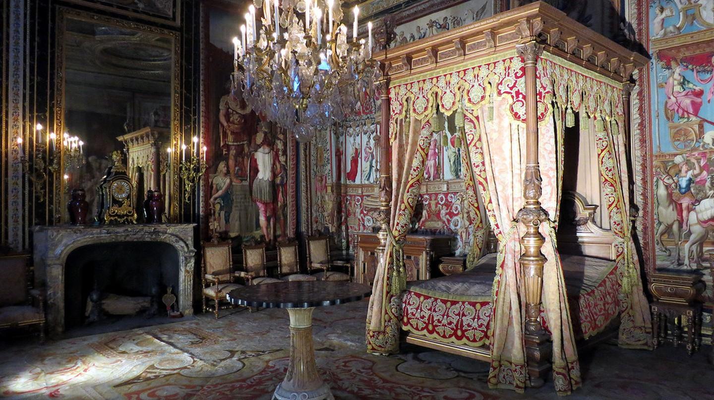 Palace of Fontainebleau | ©Alex Ranaldi/Flickr