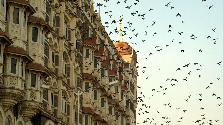 Taj Palace, Mumbai © Baishampayan Ghose/Flickr