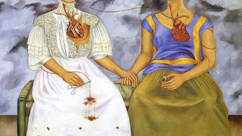 The Two Fridas | © Frida Kahlo
