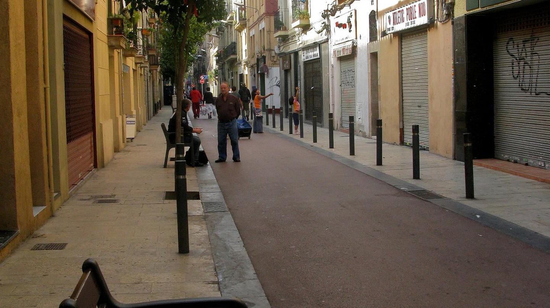 El Poblenou, Barcelona  © Alain Rouiller/Flickr