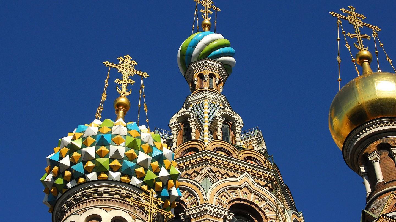 Blutkirche St Petersburg   © Joachim Lang, Ulm/WikiCommons