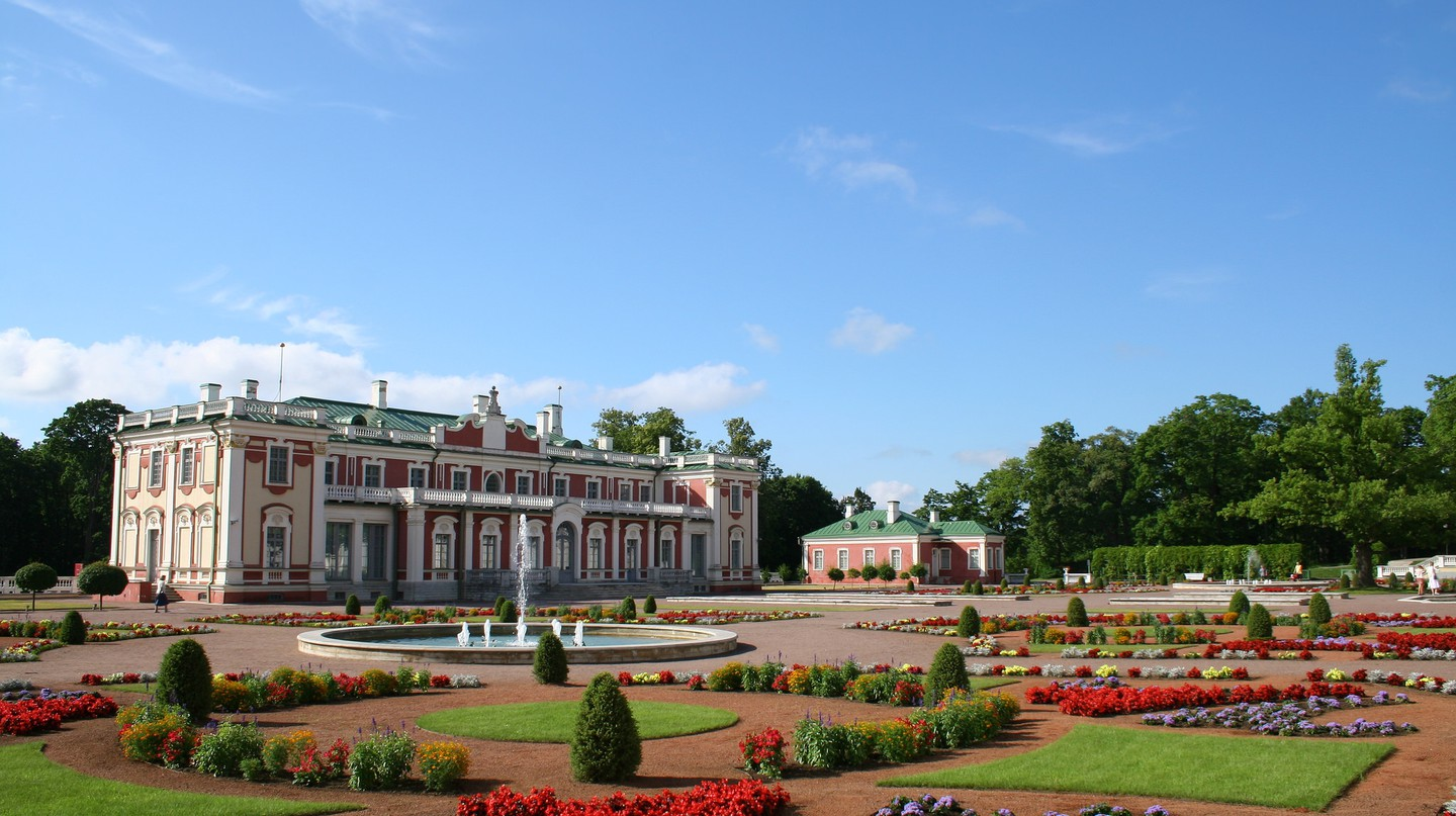 Kadriorg Palace in Tallinn, Estonia | © Eesti.pl/Flickr