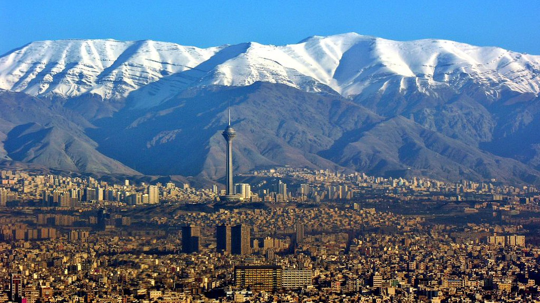 View of Tehran | © brainin/Pixabay
