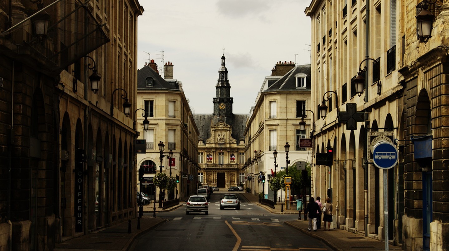 Reims, France| ©troye/Flickr