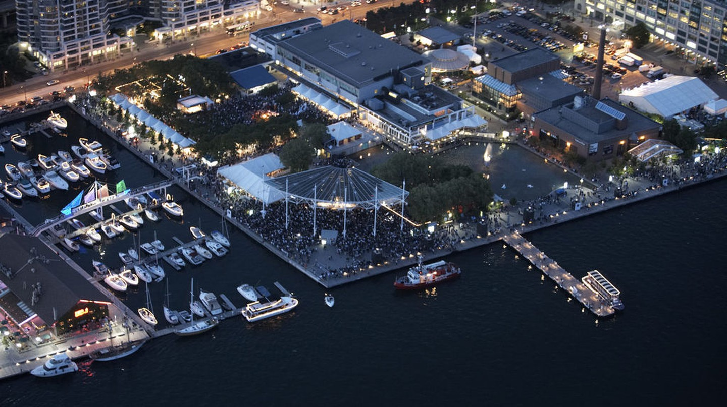 Harbourfront Centre | © Mark Bradshaw/Wikicommons