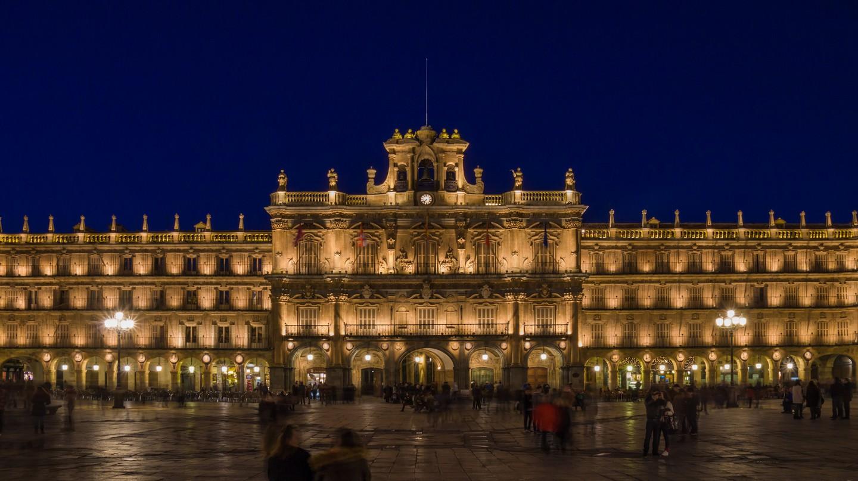 Plaza Mayor, Salamanca   © Rubén Nadador/Flickr