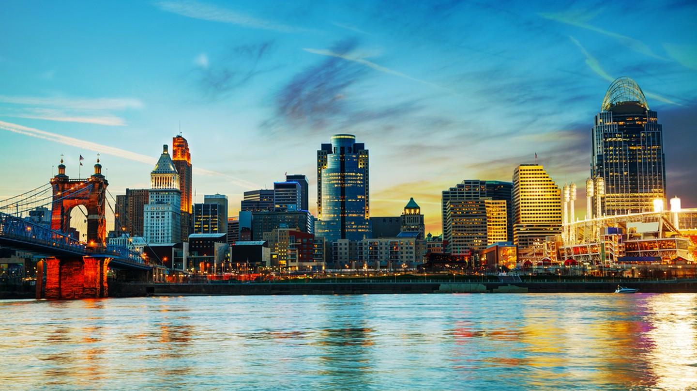 Downtown Cincinnati ©   photo.ua/Shutterstock