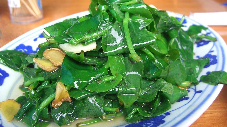 Bamboo Leaf Vegetable |© avlxyz / Flickr