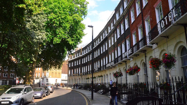 Bloomsbury, London © Ben Sutherland/Flickr