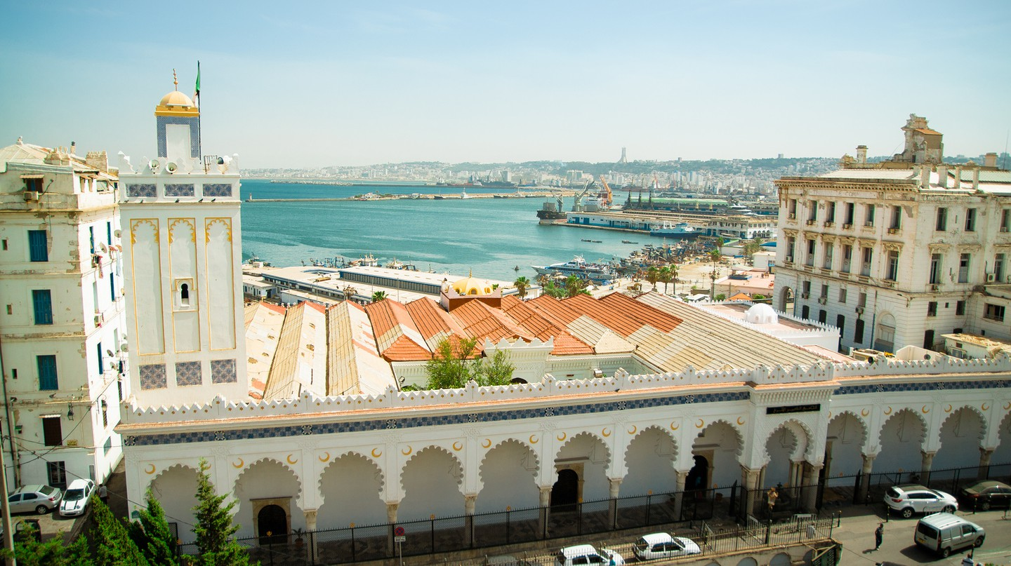 Great Mosque of Algiers | © Habib Boucetta