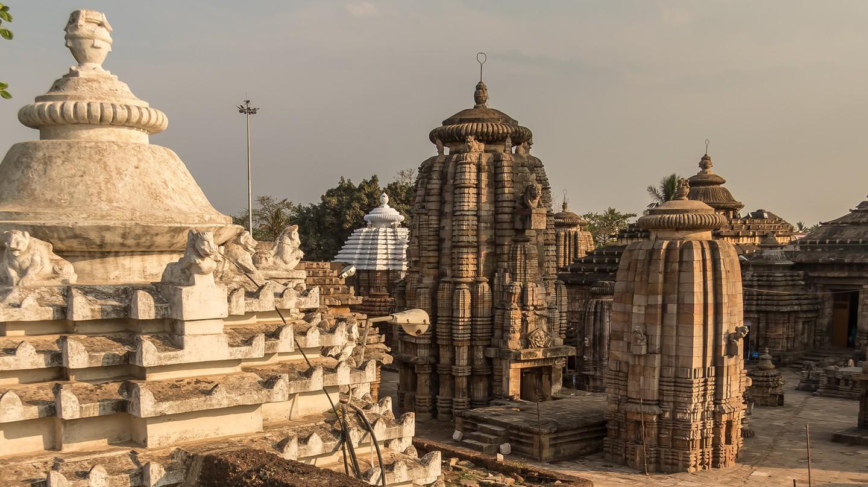 Bhubaneswar |© Andrew Moore/Flickr