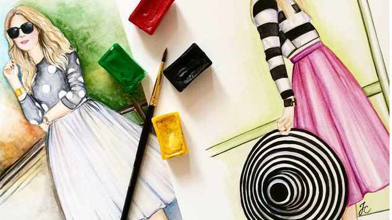 Inspiring Fashion Illustrators To Follow On Instagram