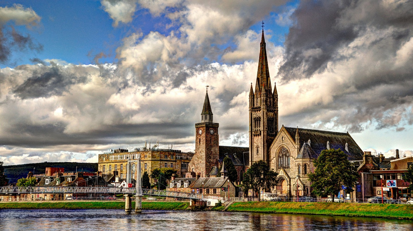 Inverness | ©mendhak/Flickr