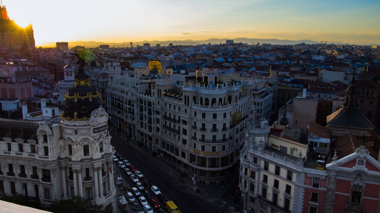 Madrid  | © David Hurt/Flickr