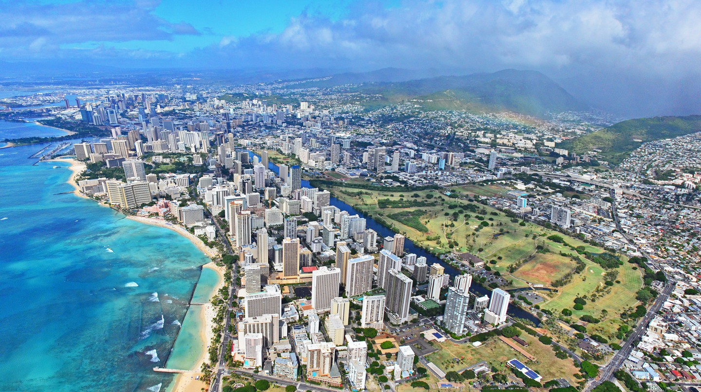 Waikiki, Honolulu | © Edmund Garman/Flickr