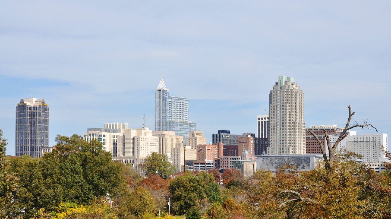 Raleigh, NC   © James Willamor/Flickr