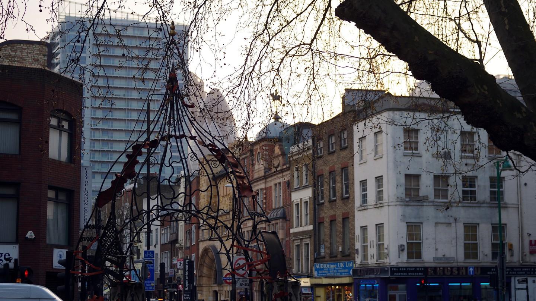 Whitechapel  © Donald Judge/Flickr