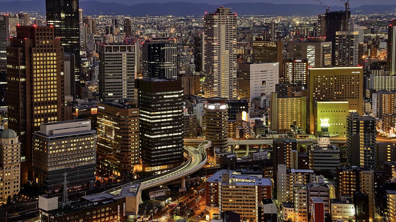 Osaka, Japan | ©Pedro Szekely/Flickr