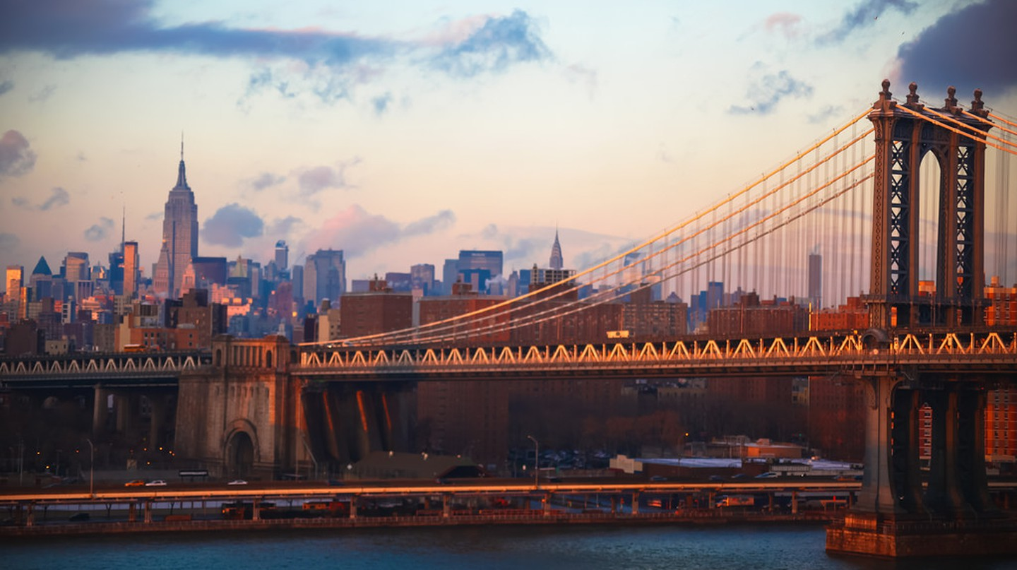 Manhattan Bridge | © Bradley Weber/Flickr