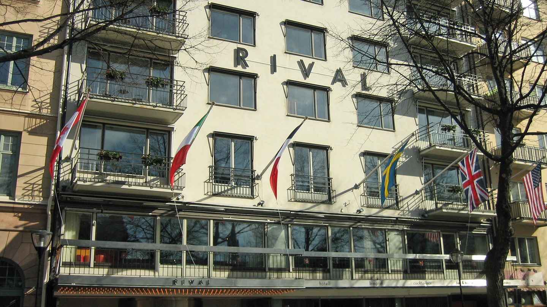 Hotel Rival | © Jon Parise/Flickr