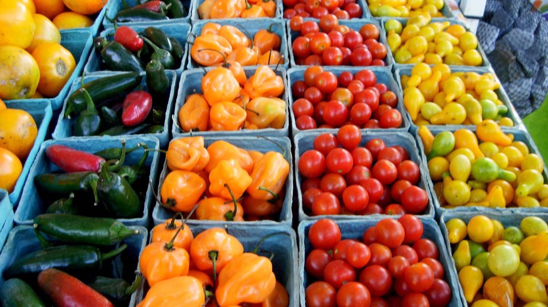 Farmer's market| © Tnkntx/Flickr