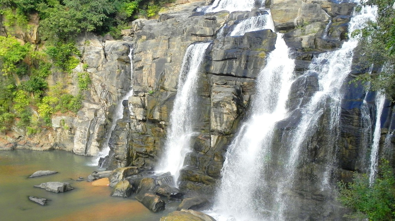 Jonha Falls  | © Smeet Chowdhury/Flickr