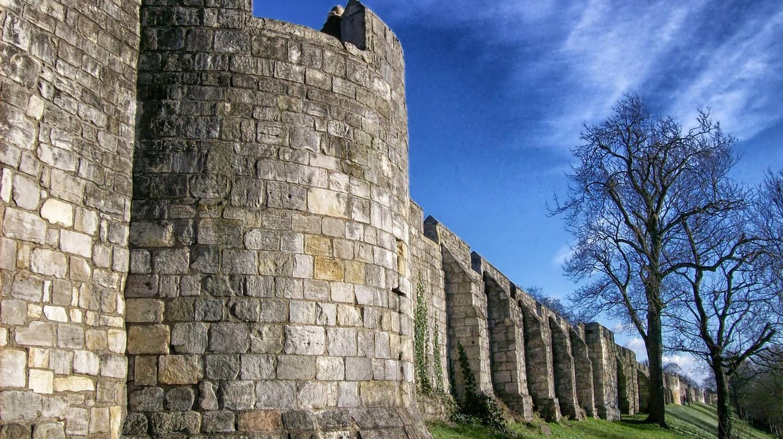 York city walls |© Pixabay