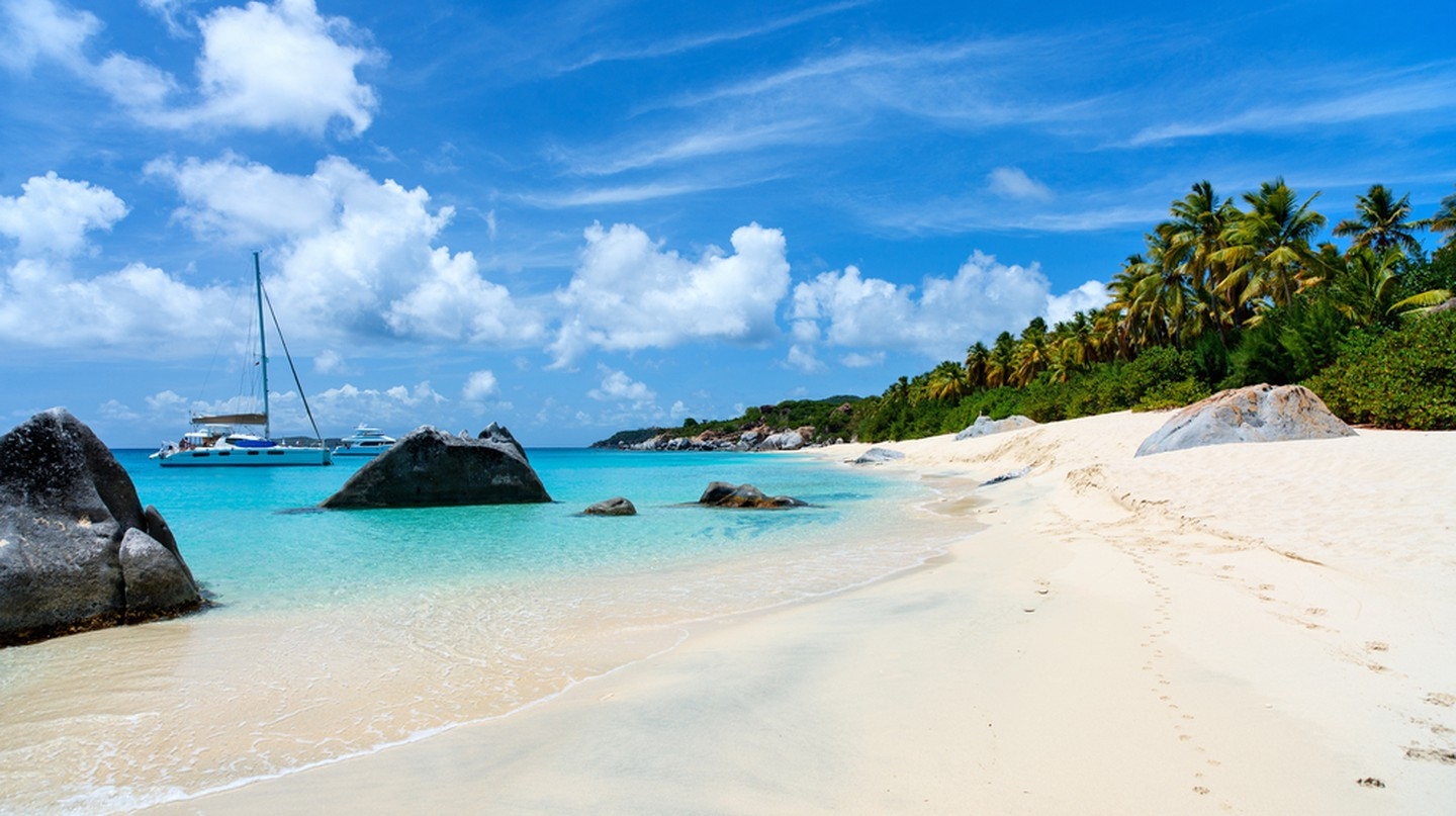 Virgin Gorda, British Virgin Islands in Caribbean| © BlueOrange Studio/Shutterstock