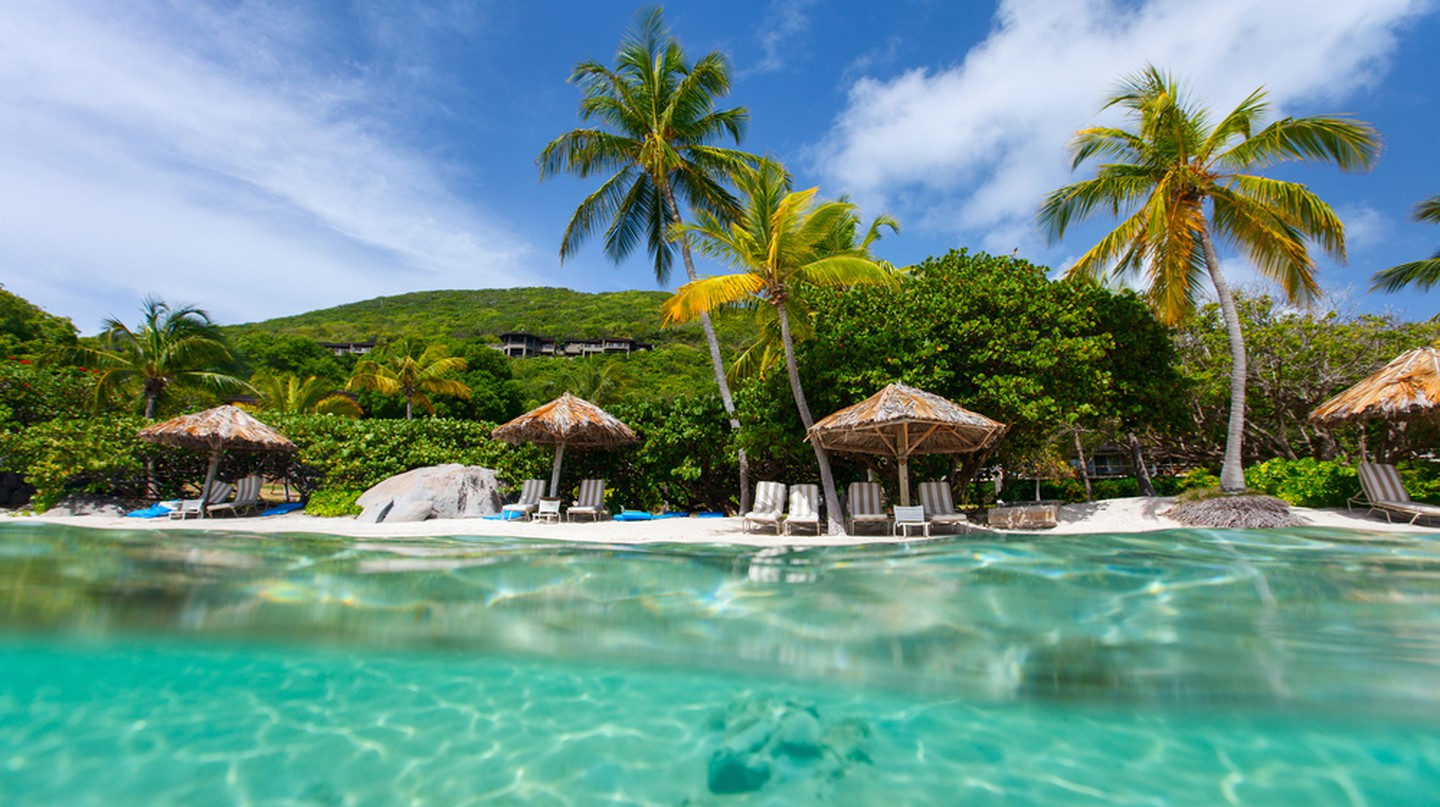 British Virgin Islands in Caribbean | © BlueOrange Studio/Shutterstock