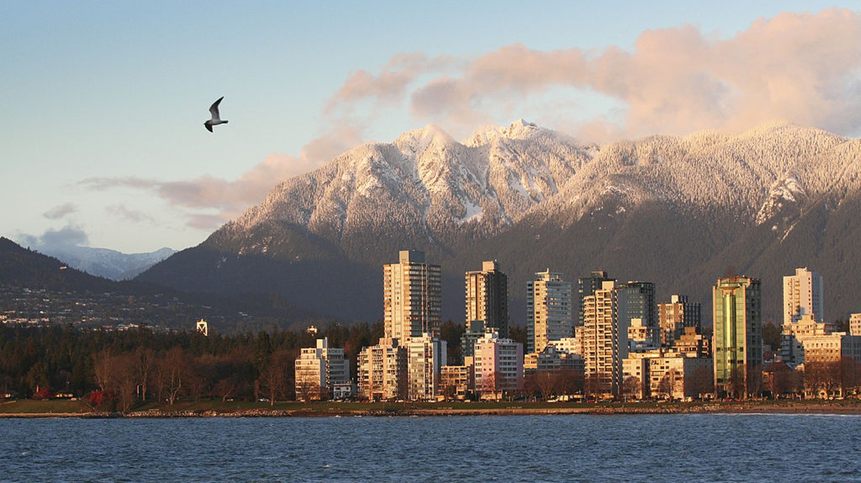 Vancouver Skyline | © Socceronly/WikiCommons