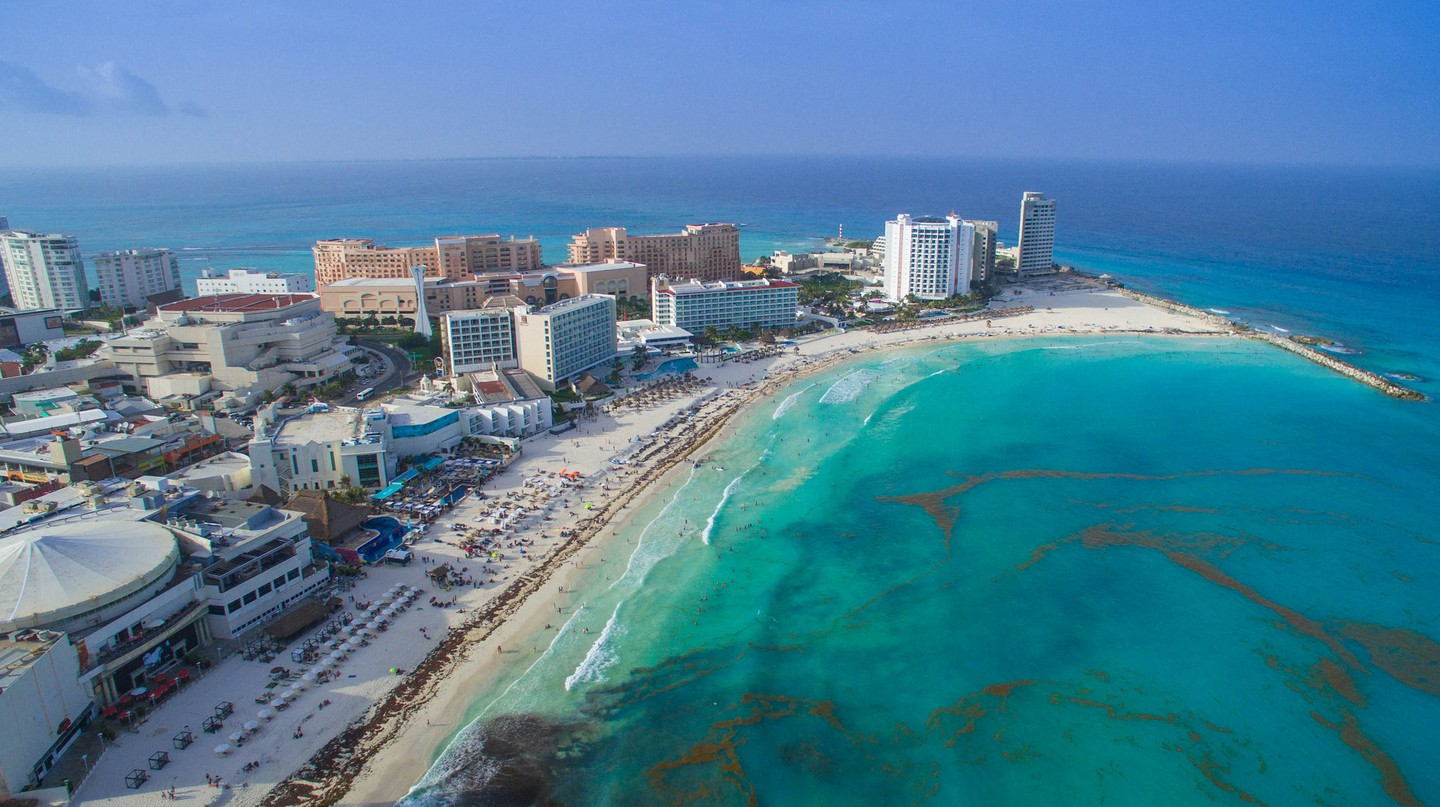Cancun |© dronepicr/Flickr
