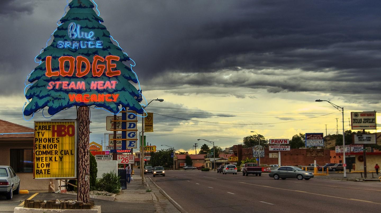 Gallup, New Mexico | © Wolfgangstaudt/flickr