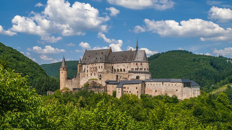 Vianden castle © Frans Berkelaar/Flickr