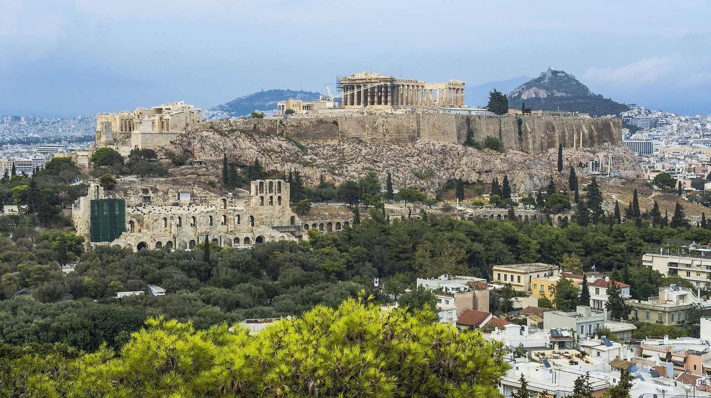 Athens  | © Guillén Pérez/Flickr