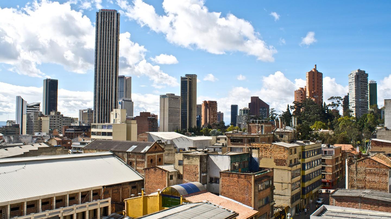 Bogota | ©Tijs Zwinkels/Flickr