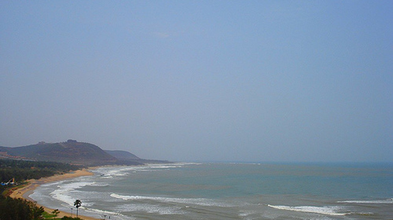 Rishikonda beach, Vizag | © Sareeta/Flickr