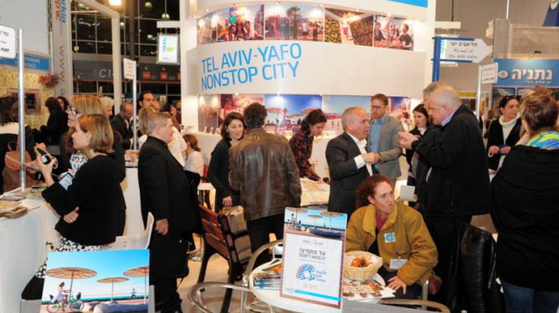 Digital Travel In Tel Aviv, Israel