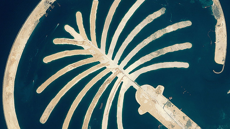 Palm Island, Dubai UAE | © EL_KAB0NG/Flickr