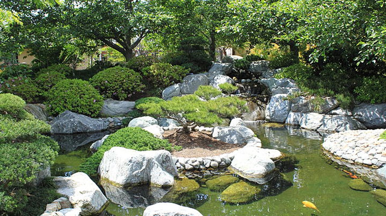 Japanese Friendship Garden | © WikiCommons