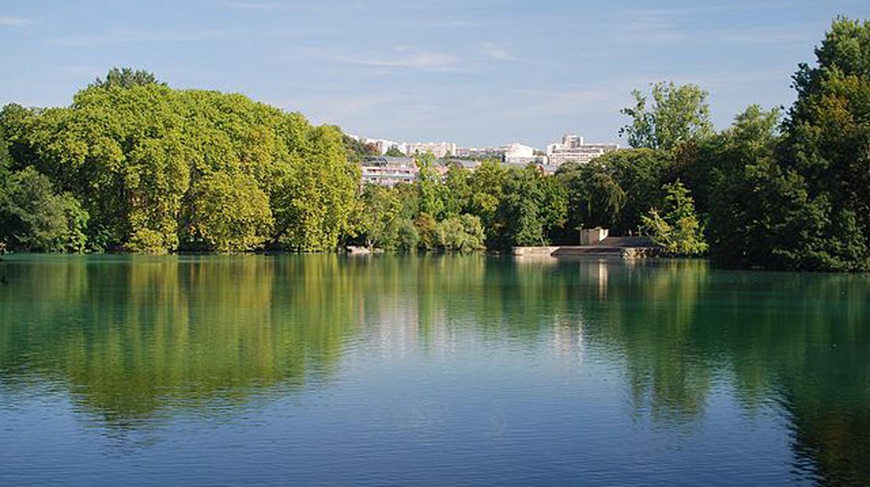 La Parc de la Tete D'or | © Matt Neale/Wikimedia Commons