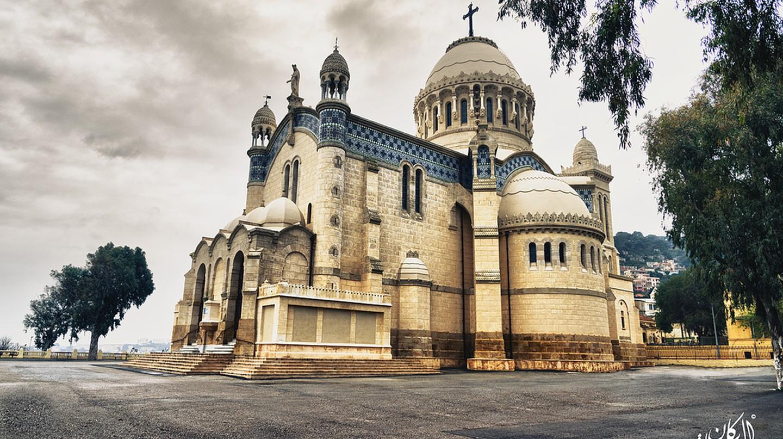 Notre Dame d'Afrique © Oussama aberkane/Flickr