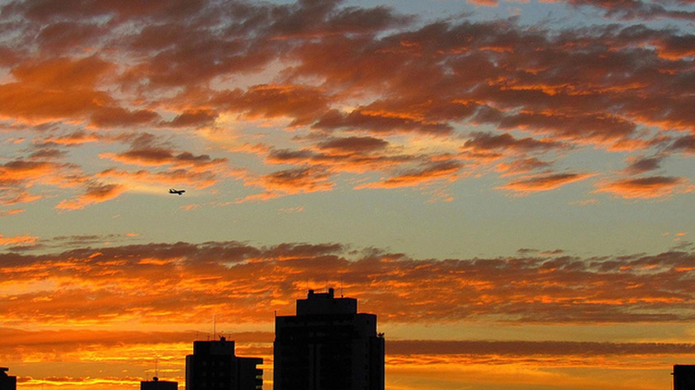 São Paulo sunset I © Ana Guzzo/Flickr