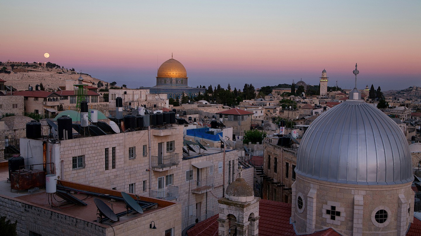 Jerusalem | © Israeltourism/Flickr