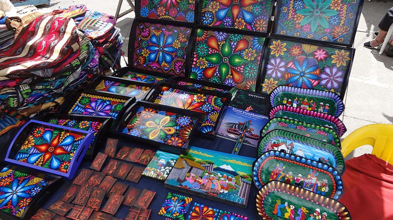Artisan Market © David/ Wikicommons