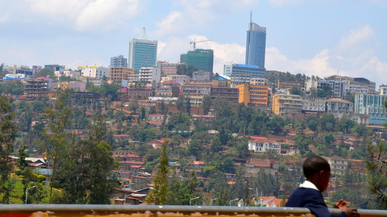 View of Kigali | ©Lori Howe/Flickr
