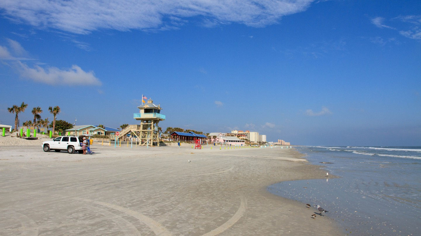 New Smyrna Beach |©Gary J. Wood /Flickr