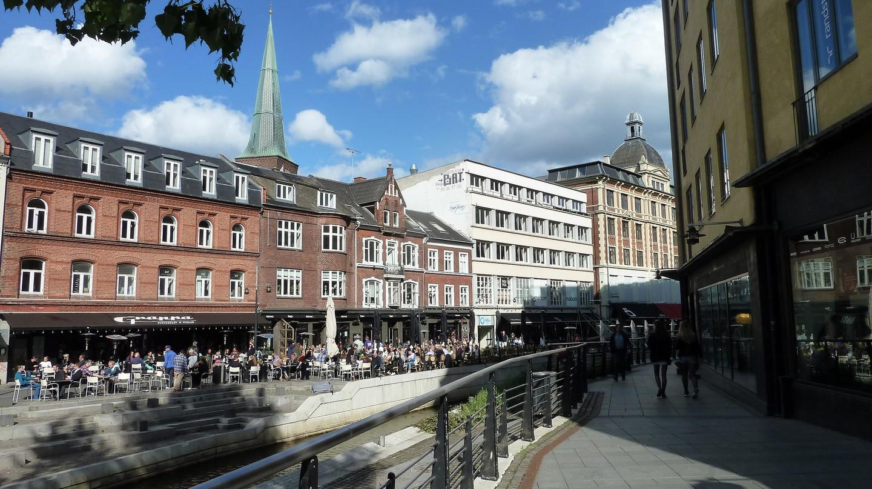 Aarhus, Denmark © Jennifer Joan