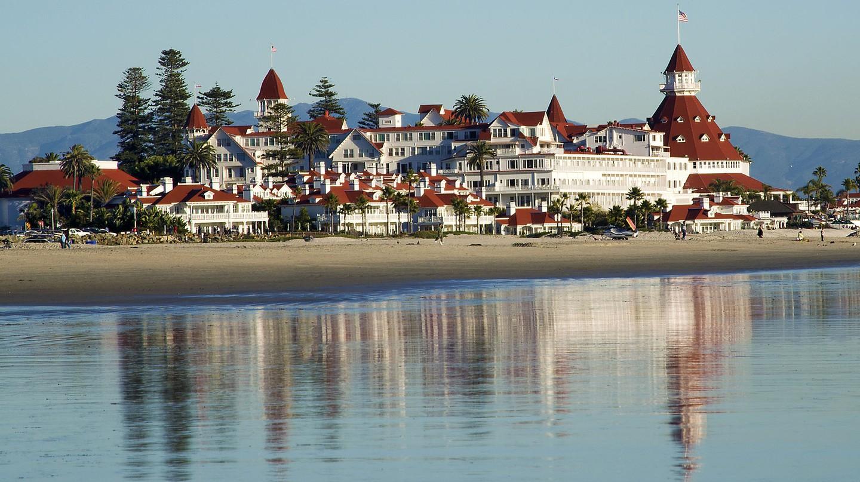 Hotel del Coronado| ©Dirk Hansen/Wikicommons